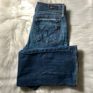 Citizens Of Humanity Ingrid Stretch Jeans Size 28